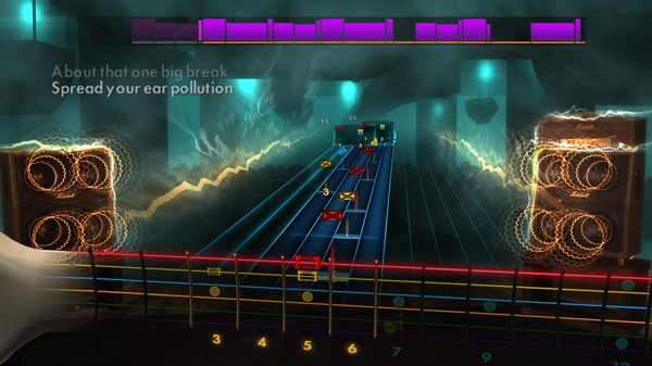 Скриншот №3 к Rocksmith® 2014 Edition – Remastered – Arena Rock Song Pack