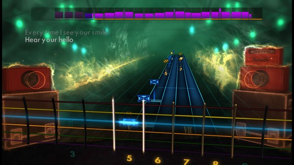 Скриншот №3 к Rocksmith® 2014 Edition – Remastered – Yacht Rock Song Pack