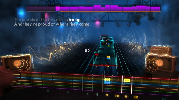 Скриншот №5 к Rocksmith® 2014 Edition – Remastered – Yacht Rock Song Pack