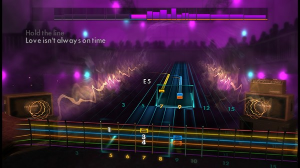 Скриншот №1 к Rocksmith® 2014 Edition – Remastered – Yacht Rock Song Pack