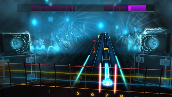 Скриншот №1 к Rocksmith® 2014 Edition – Remastered – Classic Song Pack