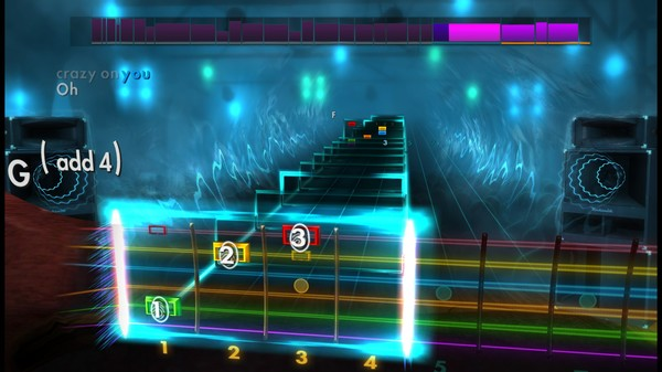 Скриншот №4 к Rocksmith® 2014 Edition – Remastered – Female Lead Song Pack