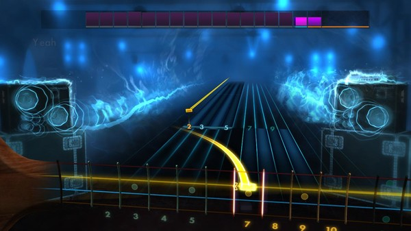 "Скриншот №3 к Rocksmith® 2014 Edition – Remastered – Pearl Jam - ""Yellow Ledbetter"""