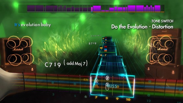 "Скриншот №4 к Rocksmith® 2014 Edition – Remastered – Pearl Jam - ""Do the Evolution"""