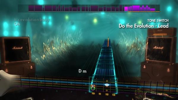 "Скриншот №3 к Rocksmith® 2014 Edition – Remastered – Pearl Jam - ""Do the Evolution"""