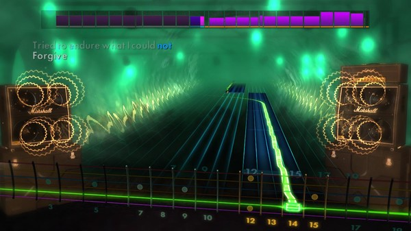 Скриншот №4 к Rocksmith® 2014 Edition – Remastered – Pearl Jam Song Pack II