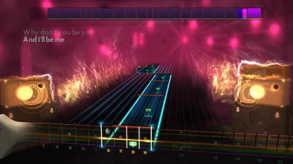 "Скриншот №2 к Rocksmith® 2014 Edition – Remastered – James Bay - ""Let It Go"""