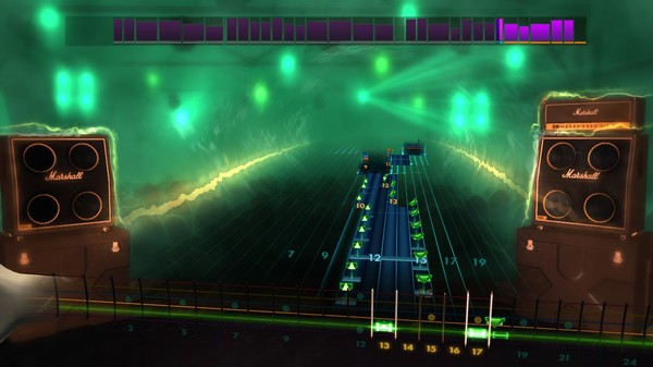 "Скриншот №3 к Rocksmith® 2014 Edition – Remastered – Joe Satriani - ""Surfing with the Alien"""