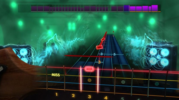 "Скриншот №4 к Rocksmith® 2014 Edition – Remastered – Joe Satriani - ""Surfing with the Alien"""