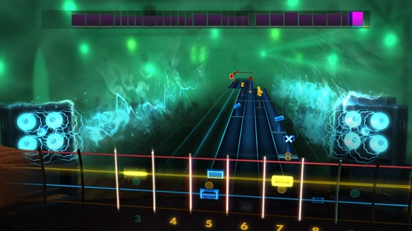 "Скриншот №5 к Rocksmith® 2014 Edition – Remastered – Joe Satriani - ""Surfing with the Alien"""
