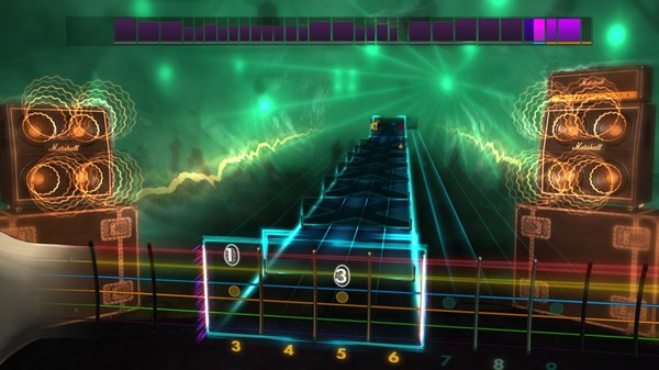 "Скриншот №1 к Rocksmith® 2014 Edition – Remastered – Joe Satriani - ""Surfing with the Alien"""