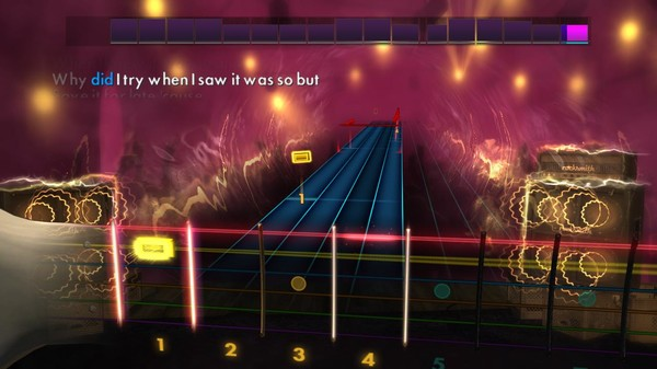 "Скриншот №5 к Rocksmith® 2014 Edition – Remastered – 311 - ""All Mixed Up"""