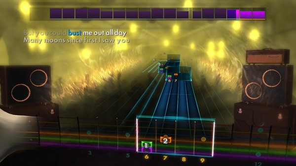 "Скриншот №2 к Rocksmith® 2014 Edition – Remastered – 311 - ""All Mixed Up"""