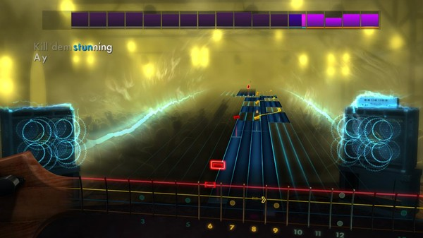 "Скриншот №4 к Rocksmith® 2014 Edition – Remastered – 311 - ""All Mixed Up"""