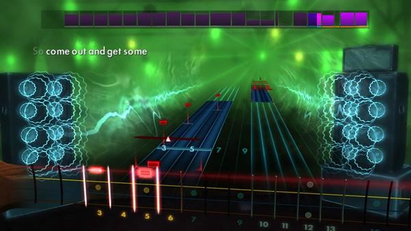 Скриншот №3 к Rocksmith® 2014 Edition – Remastered – Royal Blood Song Pack