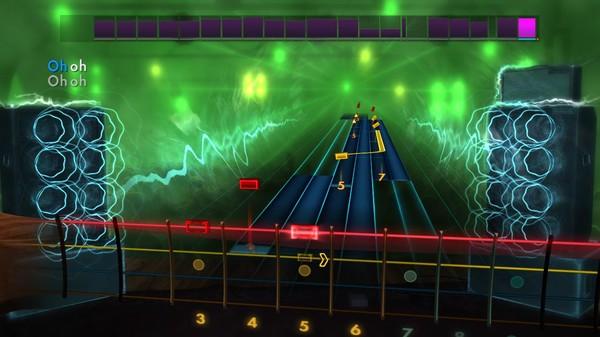 "Скриншот №5 к Rocksmith® 2014 Edition – Remastered – Royal Blood - ""Little Monster"""