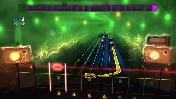 "Скриншот №1 к Rocksmith® 2014 Edition – Remastered – Royal Blood - ""Little Monster"""