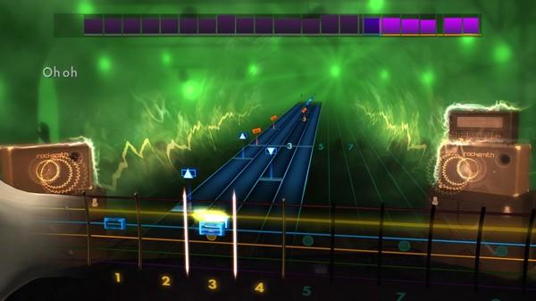"Скриншот №2 к Rocksmith® 2014 Edition – Remastered – Royal Blood - ""Little Monster"""
