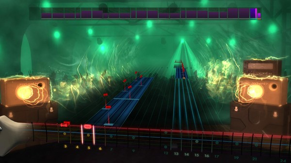 """Скриншот №2 к Rocksmith® 2014 Edition – Remastered – Royal Blood - """"Out of the Black"""""""