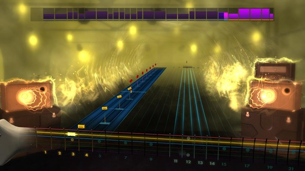 """Скриншот №4 к Rocksmith® 2014 Edition – Remastered – Royal Blood - """"Out of the Black"""""""