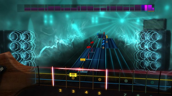 """Скриншот №1 к Rocksmith® 2014 Edition – Remastered – Royal Blood - """"Out of the Black"""""""