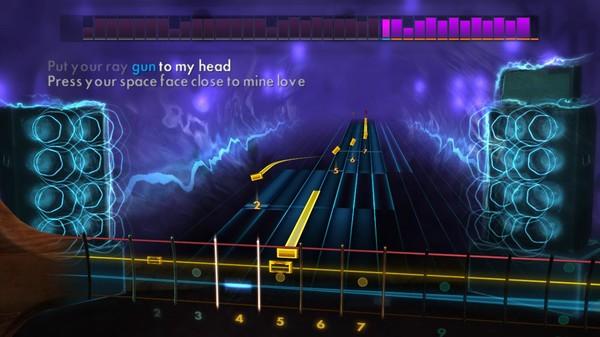 "Скриншот №1 к Rocksmith® 2014 Edition – Remastered – David Bowie - ""Moonage Daydream"""