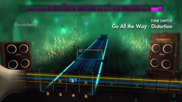 "Скриншот №5 к Rocksmith® 2014 Edition – Remastered – Raspberries - ""Go All the Way"""