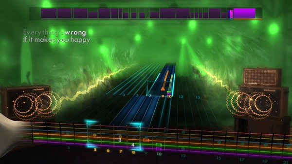 "Скриншот №1 к Rocksmith® 2014 Edition – Remastered – Sheryl Crow - ""If It Makes You Happy"""