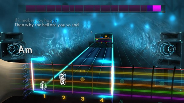 "Скриншот №4 к Rocksmith® 2014 Edition – Remastered – Sheryl Crow - ""If It Makes You Happy"""