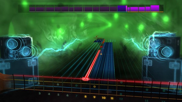 "Скриншот №2 к Rocksmith® 2014 Edition – Remastered – Sheryl Crow - ""If It Makes You Happy"""