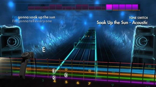 "Скриншот №4 к Rocksmith® 2014 Edition – Remastered – Sheryl Crow - ""Soak Up the Sun"""