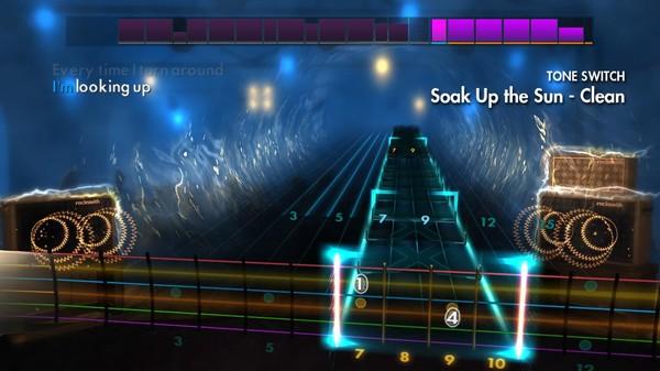 "Скриншот №2 к Rocksmith® 2014 Edition – Remastered – Sheryl Crow - ""Soak Up the Sun"""