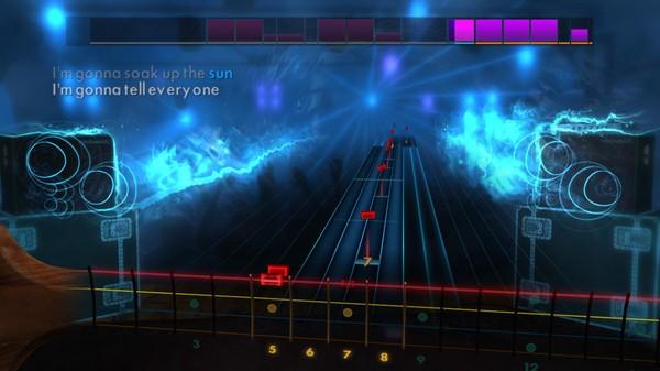 "Скриншот №5 к Rocksmith® 2014 Edition – Remastered – Sheryl Crow - ""Soak Up the Sun"""