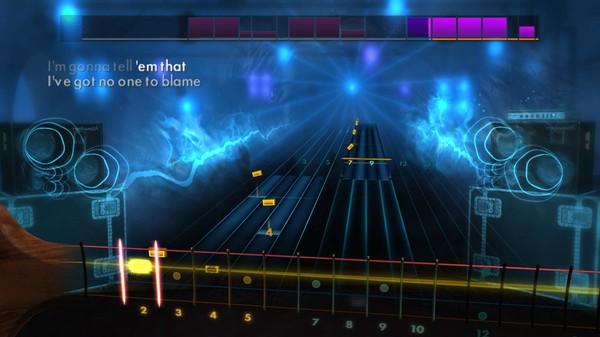 "Скриншот №1 к Rocksmith® 2014 Edition – Remastered – Sheryl Crow - ""Soak Up the Sun"""