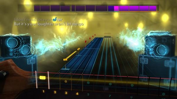 "Скриншот №2 к Rocksmith® 2014 Edition – Remastered – Sheryl Crow - ""My Favorite Mistake"""