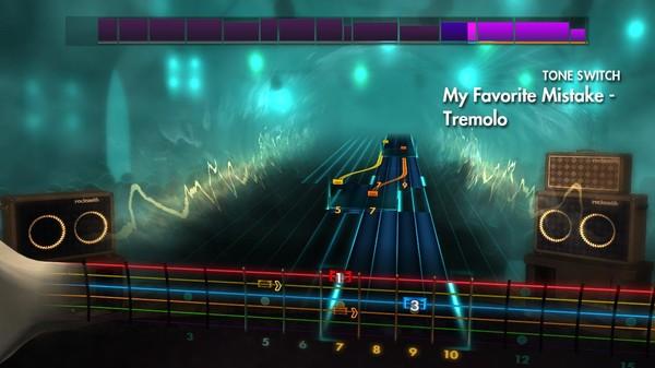 "Скриншот №1 к Rocksmith® 2014 Edition – Remastered – Sheryl Crow - ""My Favorite Mistake"""