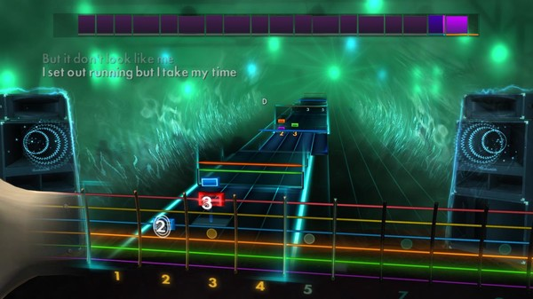 Скриншот №5 к Rocksmith® 2014 Edition – Remastered – Grateful Dead Song Pack