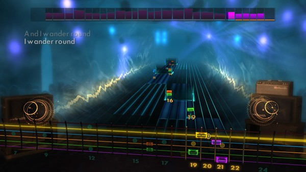 Скриншот №3 к Rocksmith® 2014 Edition – Remastered – Grateful Dead Song Pack