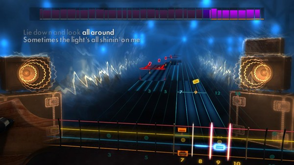 "Скриншот №2 к Rocksmith® 2014 Edition – Remastered – Grateful Dead - ""Truckin"""