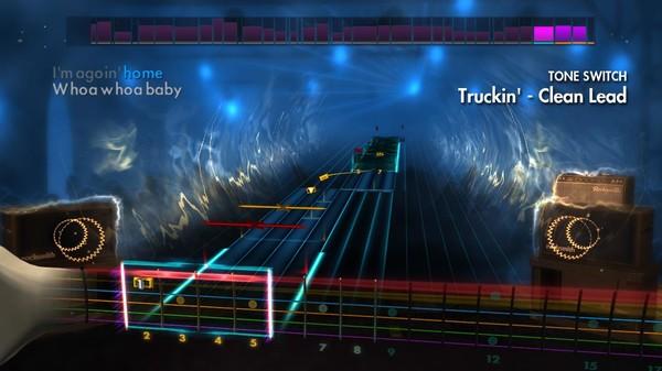 "Скриншот №5 к Rocksmith® 2014 Edition – Remastered – Grateful Dead - ""Truckin"""