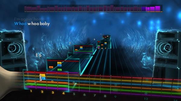 "Скриншот №1 к Rocksmith® 2014 Edition – Remastered – Grateful Dead - ""Truckin"""