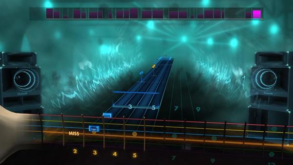"Скриншот №2 к Rocksmith® 2014 Edition – Remastered – Grateful Dead - ""Uncle Johns Band"""