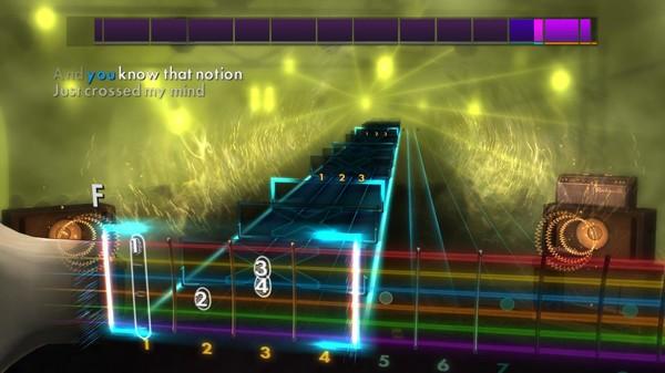 """Скриншот №4 к Rocksmith® 2014 Edition – Remastered – Grateful Dead - """"Casey Jones"""""""