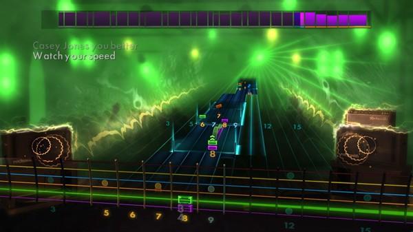 """Скриншот №3 к Rocksmith® 2014 Edition – Remastered – Grateful Dead - """"Casey Jones"""""""