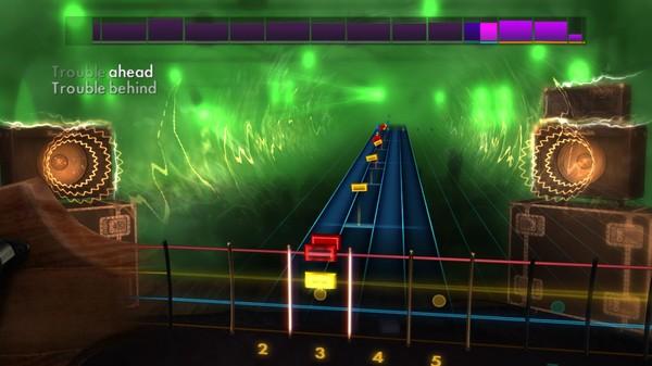 """Скриншот №1 к Rocksmith® 2014 Edition – Remastered – Grateful Dead - """"Casey Jones"""""""