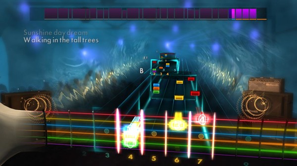 "Скриншот №3 к Rocksmith® 2014 Edition – Remastered – Grateful Dead - ""Sugar Magnolia"""
