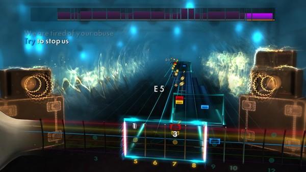 "Скриншот №3 к Rocksmith® 2014 Edition – Remastered – Black Flag - ""Rise Above"""