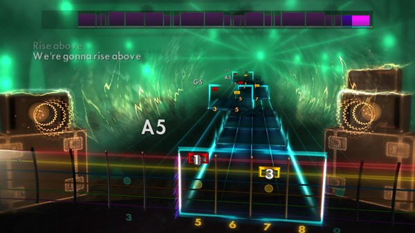 "Скриншот №5 к Rocksmith® 2014 Edition – Remastered – Black Flag - ""Rise Above"""