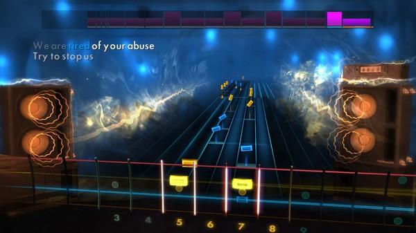 "Скриншот №2 к Rocksmith® 2014 Edition – Remastered – Black Flag - ""Rise Above"""