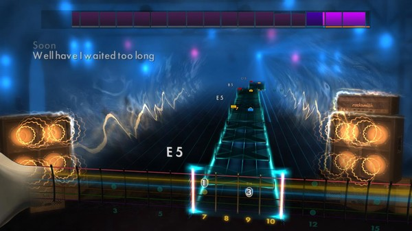 "Скриншот №2 к Rocksmith® 2014 Edition – Remastered – New Found Glory - ""Hit or Miss"""